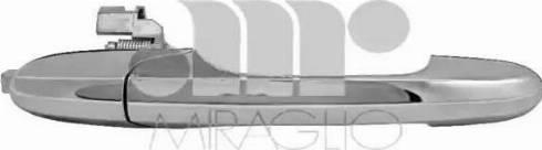 Miraglio 80/610 - Door Handle uk-carparts.co.uk