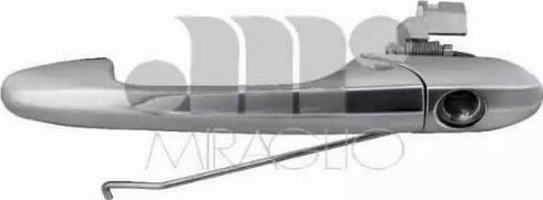 Miraglio 80/637 - Door Handle uk-carparts.co.uk