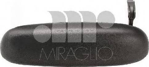 Miraglio 80.840.03 - Door Handle uk-carparts.co.uk