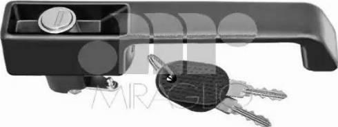 Miraglio 80/330 - Door Handle uk-carparts.co.uk