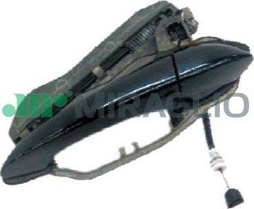 Miraglio 80/760 - Door Handle uk-carparts.co.uk