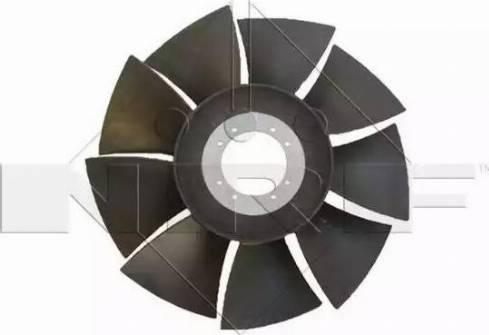 NRF 49847 - Fan Wheel, engine cooling uk-carparts.co.uk