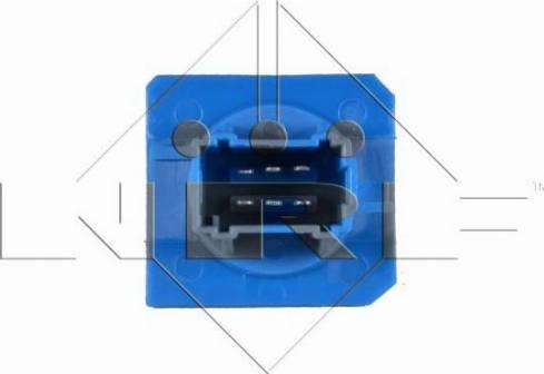 NRF 342048 - Resistor, interior blower uk-carparts.co.uk