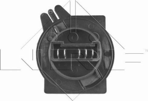 NRF 342052 - Resistor, interior blower uk-carparts.co.uk