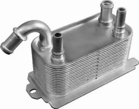 NRF 31192 - Oil Cooler, automatic transmission uk-carparts.co.uk