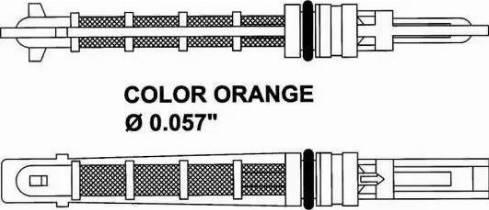 NRF 38449 - Expansion Valve, air conditioning uk-carparts.co.uk