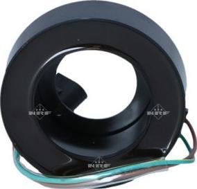 NRF 38484 - Coil, magnetic-clutch compressor uk-carparts.co.uk