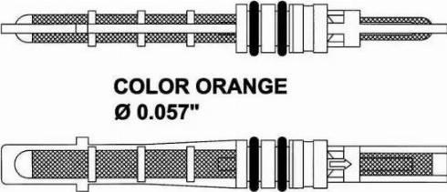 NRF 38209 - Expansion Valve, air conditioning uk-carparts.co.uk
