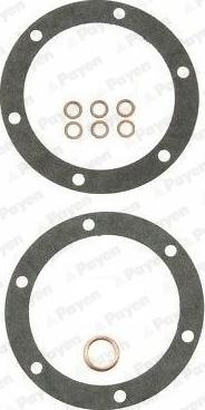 Payen HL222 - Seal, oil filter uk-carparts.co.uk