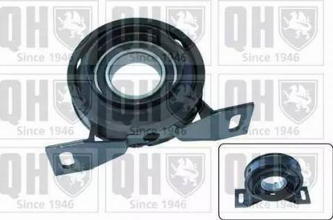 Quinton Hazell EM4613 - Propshaft centre bearing support uk-carparts.co.uk