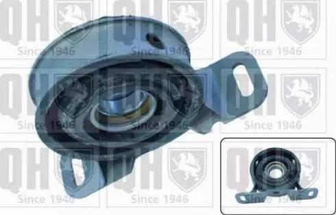 Quinton Hazell EM4612 - Propshaft centre bearing support uk-carparts.co.uk