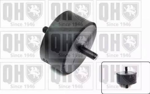 Quinton Hazell EM670 - Holder, engine mounting uk-carparts.co.uk