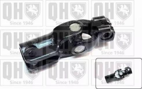 Quinton Hazell EMD9001 - Joint, steering shaft uk-carparts.co.uk
