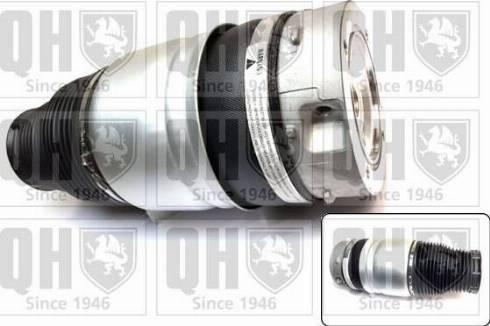 Quinton Hazell EMR4880 - Air Spring, suspension uk-carparts.co.uk