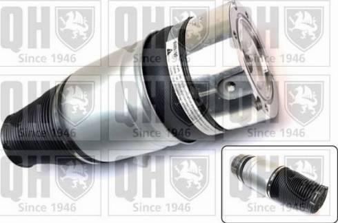 Quinton Hazell EMR4881 - Air Spring, suspension uk-carparts.co.uk