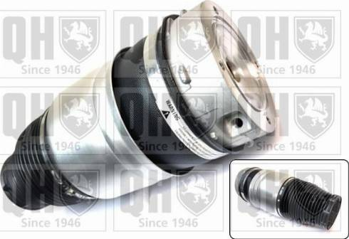 Quinton Hazell EMR4879 - Air Spring, suspension uk-carparts.co.uk