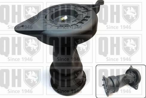 Quinton Hazell EMR4874 - Air Spring, suspension uk-carparts.co.uk