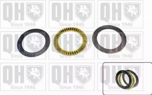 Quinton Hazell QAM103 - Anti-Friction Bearing, suspension strut support mounting uk-carparts.co.uk