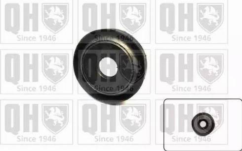 Quinton Hazell QAM130 - Anti-Friction Bearing, suspension strut support mounting uk-carparts.co.uk