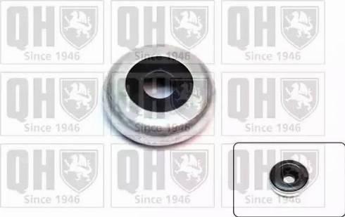 Quinton Hazell QAM133 - Anti-Friction Bearing, suspension strut support mounting uk-carparts.co.uk