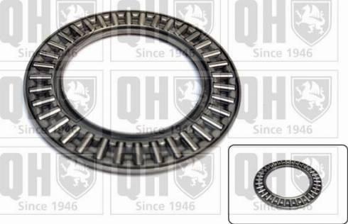 Quinton Hazell QAM204 - Anti-Friction Bearing, suspension strut support mounting uk-carparts.co.uk