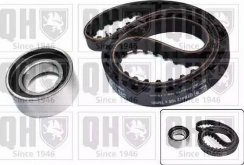 Quinton Hazell QBK158 - Timing Belt Set uk-carparts.co.uk