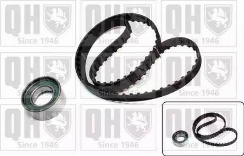 Quinton Hazell QBK128 - Timing Belt Set uk-carparts.co.uk