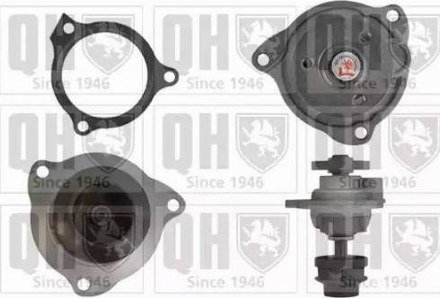 Quinton Hazell QCP3604 - Water Pump uk-carparts.co.uk