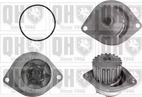 Quinton Hazell QCP3165 - Water Pump uk-carparts.co.uk