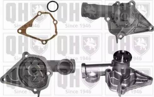 Quinton Hazell QCP2433 - Water Pump uk-carparts.co.uk
