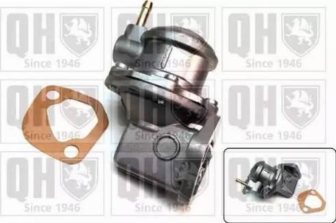 Quinton Hazell QFP45 - Fuel Pump uk-carparts.co.uk