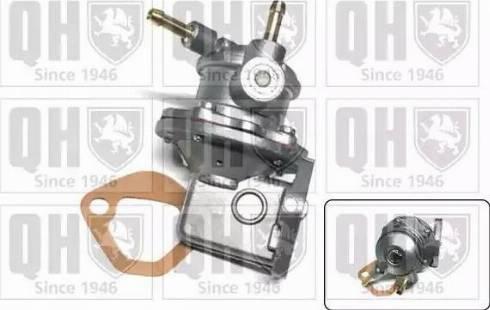 Quinton Hazell QFP46 - Fuel Pump uk-carparts.co.uk