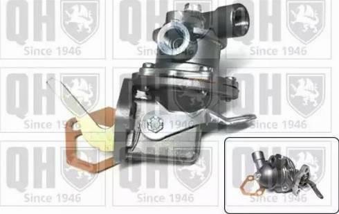 Quinton Hazell QFP118 - Fuel Pump uk-carparts.co.uk