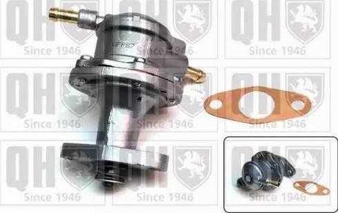 Quinton Hazell QFP87 - Fuel Pump uk-carparts.co.uk