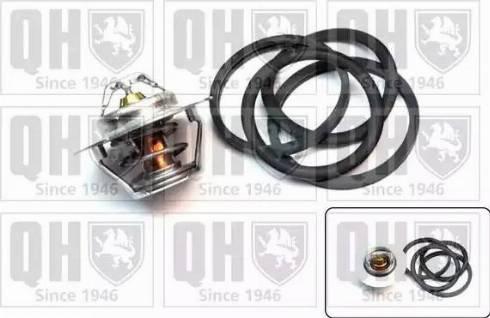 Quinton Hazell QTH355K - Thermostat, coolant uk-carparts.co.uk