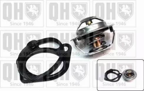 Quinton Hazell QTH374K - Thermostat, coolant uk-carparts.co.uk