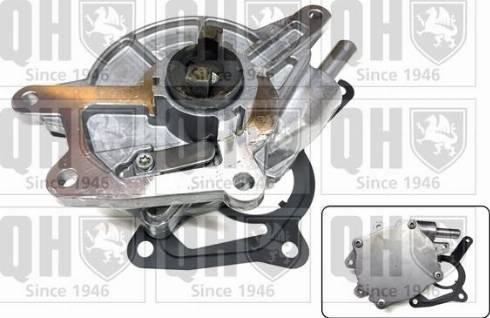 Quinton Hazell QVP1009 - Vacuum Pump, brake system uk-carparts.co.uk