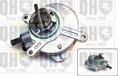 Quinton Hazell QVP1005 - Vacuum Pump, brake system uk-carparts.co.uk