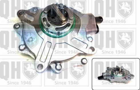 Quinton Hazell QVP1006 - Vacuum Pump, brake system uk-carparts.co.uk