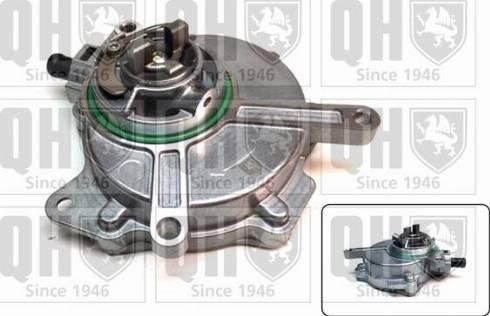 Quinton Hazell QVP1002 - Vacuum Pump, brake system uk-carparts.co.uk