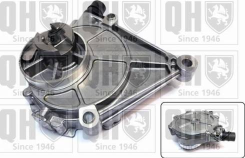 Quinton Hazell QVP1016 - Vacuum Pump, brake system uk-carparts.co.uk