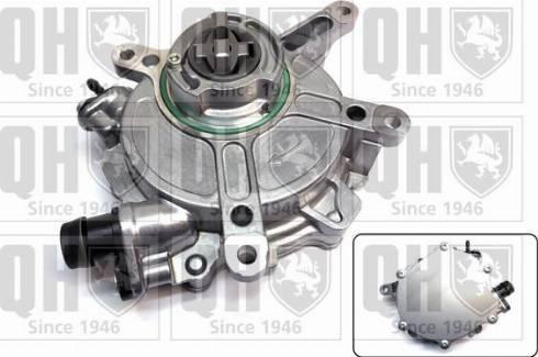 Quinton Hazell QVP1011 - Vacuum Pump, brake system uk-carparts.co.uk
