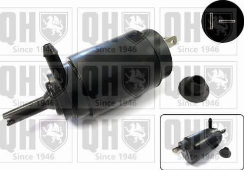 Quinton Hazell QWP045 - Water Pump, window cleaning uk-carparts.co.uk