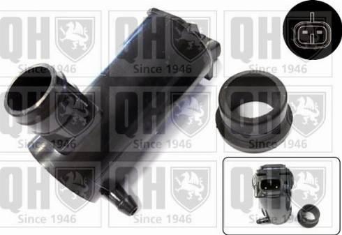 Quinton Hazell QWP050 - Water Pump, window cleaning uk-carparts.co.uk