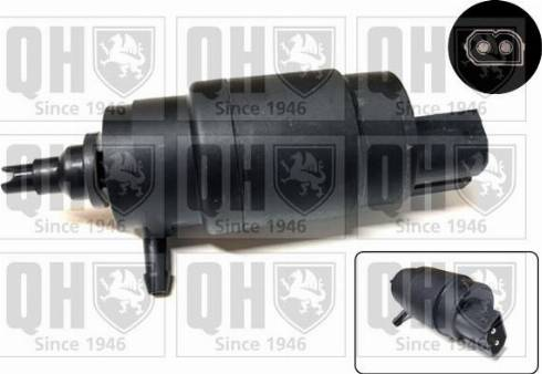 Quinton Hazell QWP053 - Water Pump, window cleaning uk-carparts.co.uk