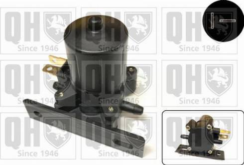 Quinton Hazell QWP001 - Water Pump, window cleaning uk-carparts.co.uk