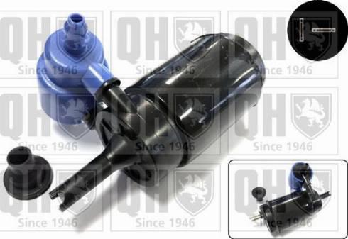 Quinton Hazell QWP015 - Water Pump, window cleaning uk-carparts.co.uk