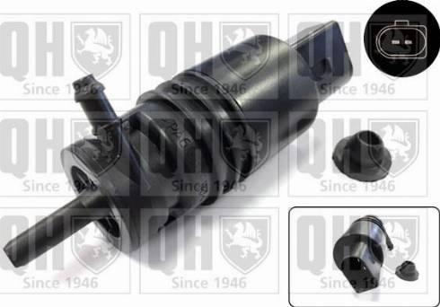 Quinton Hazell QWP039 - Water Pump, window cleaning uk-carparts.co.uk