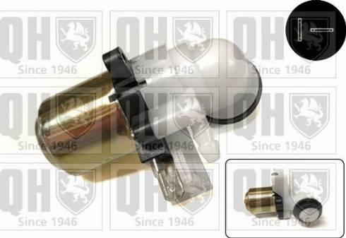 Quinton Hazell QWP031 - Water Pump, window cleaning uk-carparts.co.uk