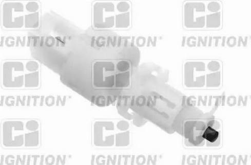 Quinton Hazell XBLS99 - Switch, clutch control (cruise control) uk-carparts.co.uk